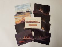 Simon Fisher Nine Postcard Set